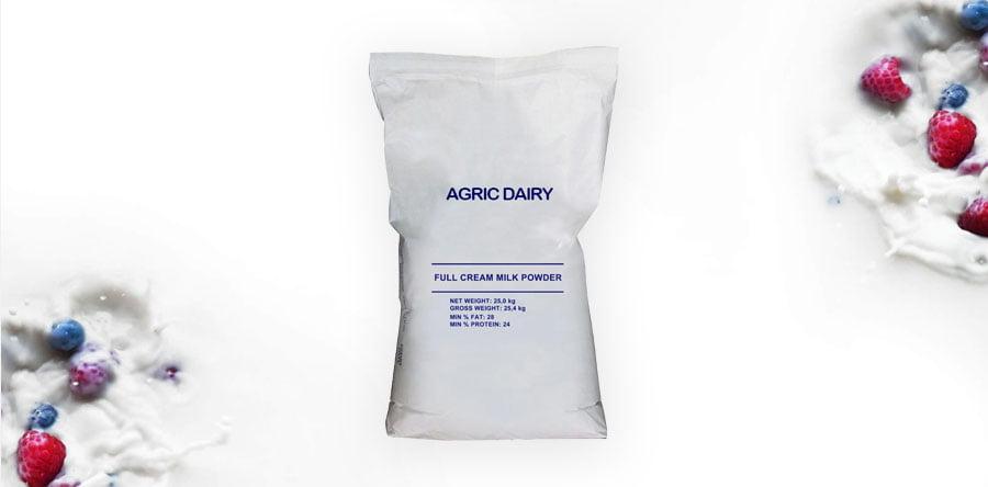 Full Cream Milk Powder (FCMP)
